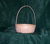 10″ Round Tray with Handle