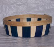 12″ Round Tray Two Tone without Handle