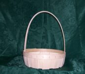 12″ Round Tray with Handle