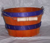 2 Qt Round Dyed with Handle