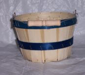 2 Qt Round Dyed Bands with Handle