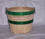 3 Qt Round Dyed Bands with Handle