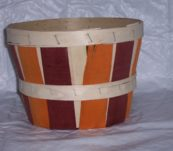4 Qt Round Dyed without Handle