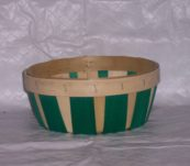 7″ Round Tray Two Tone without Handle
