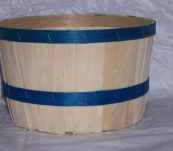8 Qt Round Dyed Bands without Handle