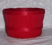8 Qt Round Dyed without Handle