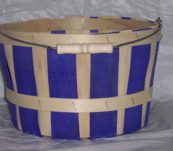 8 Qt  Round Two Tone with Handle