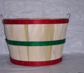 Bushel Dyed Bands with Handle