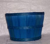 Bushel Dyed without Handle