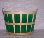 Bushel Two Tone with Handle