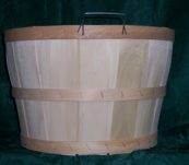 Bushel with Handle
