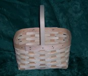Clothespin Basket