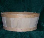 Half Bushel Tub without Handle