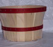 1/2 Bushel Dyed Bands without Handle