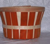 1/2 Bushel Two Tone without Handle