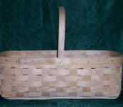 Heavy Shopper with Solid Handle