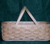 Heavy Shopper with Two Handles
